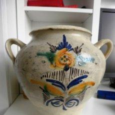 Antigüedades: ORZA DE CERÁMICA. Lote 88803228
