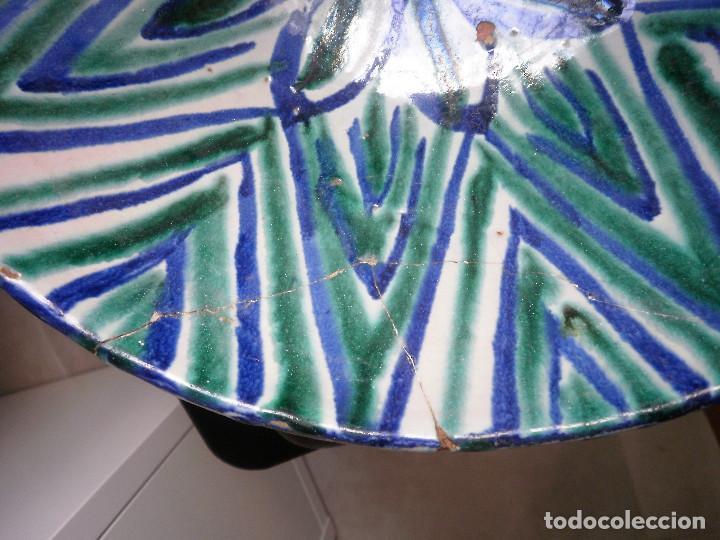 Antigüedades: Cuenco de cerámica de Fajalauza. - Foto 3 - 88803984