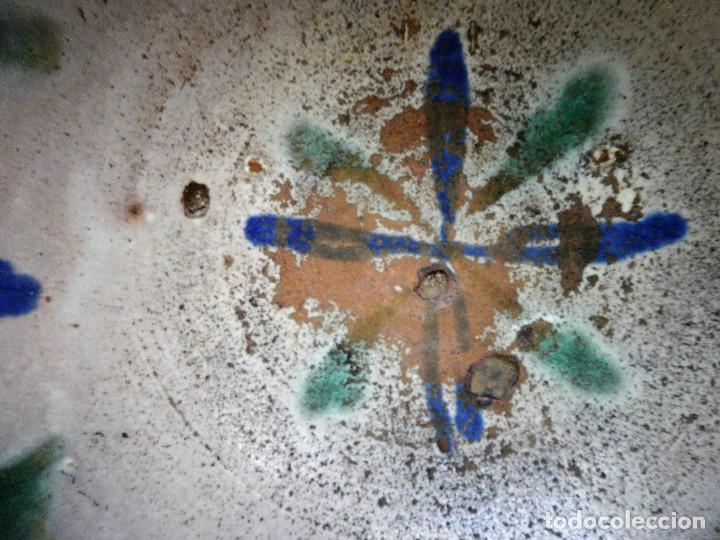 Antigüedades: Cuenco de cerámica de Fajalauza. - Foto 3 - 88806324