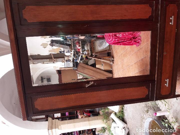 Antigüedades: armario antiguo - Foto 4 - 88873620