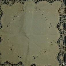 Antigüedades: TAPETE DE PEDESTAL.. Lote 88883326