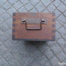 Antigüedades: CAJON DE ARCHIVADOR . Lote 88901172