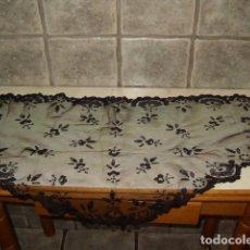 Antigüedades: ANTIGUA MANTILLA TRES PICOS.. Lote 88908832