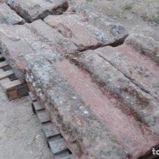 Antigüedades: PIEDRAS DE ACEQUIA DE CANALES ANTIGUOS. Lote 88966284