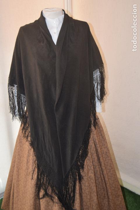 Antigüedades: seda para indumentaria - Foto 2 - 89000424
