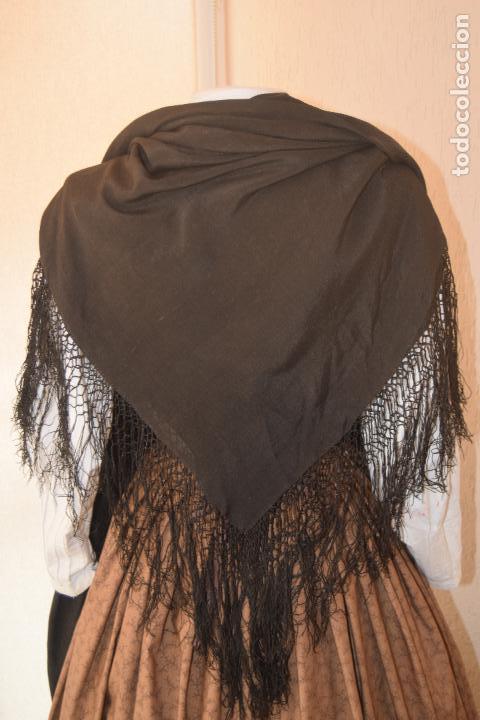 Antigüedades: seda para indumentaria - Foto 4 - 89000424