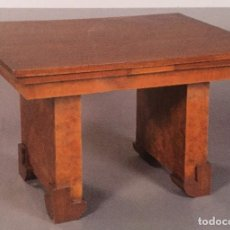 Antigüedades: MESA ART DECÓ (1920). Lote 89011324