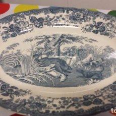 Antigüedades: PRECIOSA BANDEJA DE LA CARTUJA. Lote 89015412