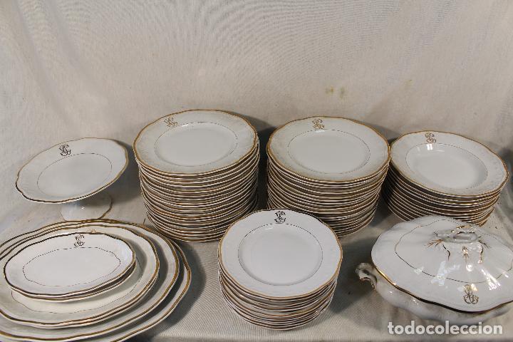 Antigua vajilla la cartuja pickman comprar cer mica y porcelana de la cartuja pickman en - Vajilla la cartuja ...