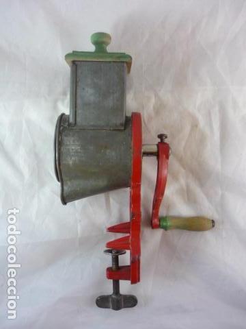 Antigüedades: Rallador de Pan Elma 1430B - Foto 3 - 89192840