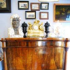 Antigüedades: ESPECTACULAR CÓMODA- ESCRITORIO.MUEBLE RUSO 1822. Lote 89209708
