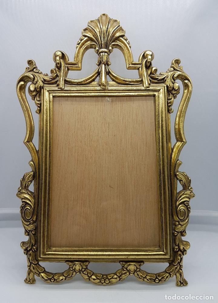 impresionante marco antiguo de estilo victorian - Comprar Marcos ...
