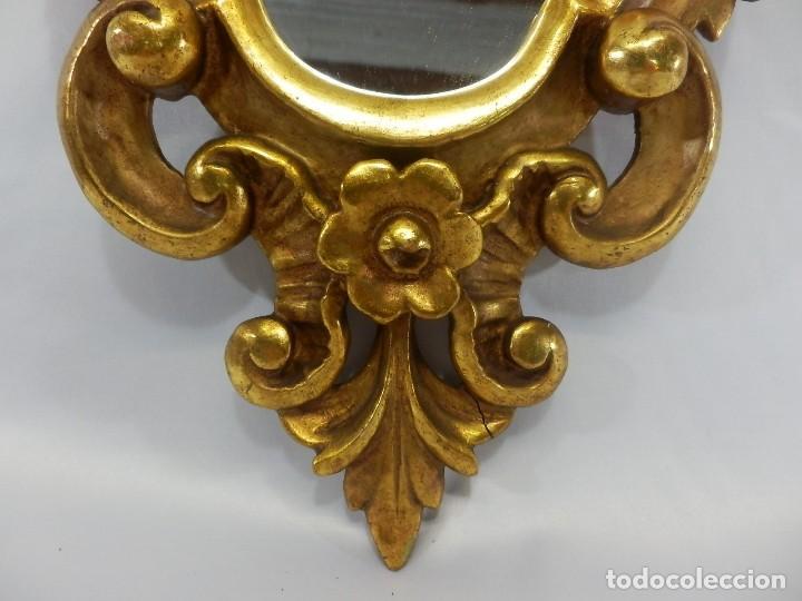 Antigüedades: Cornucopias pps SXIX - Pan de oro y escenas grabadas al ácido. La Granja - Foto 3 - 89283068