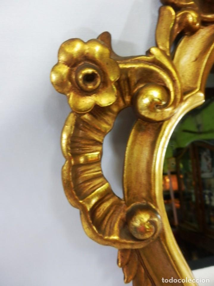 Antigüedades: Cornucopias pps SXIX - Pan de oro y escenas grabadas al ácido. La Granja - Foto 4 - 89283068