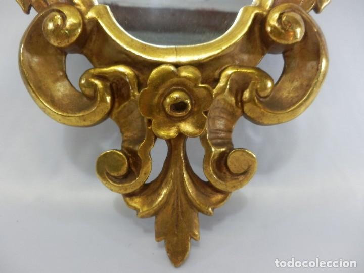 Antigüedades: Cornucopias pps SXIX - Pan de oro y escenas grabadas al ácido. La Granja - Foto 8 - 89283068