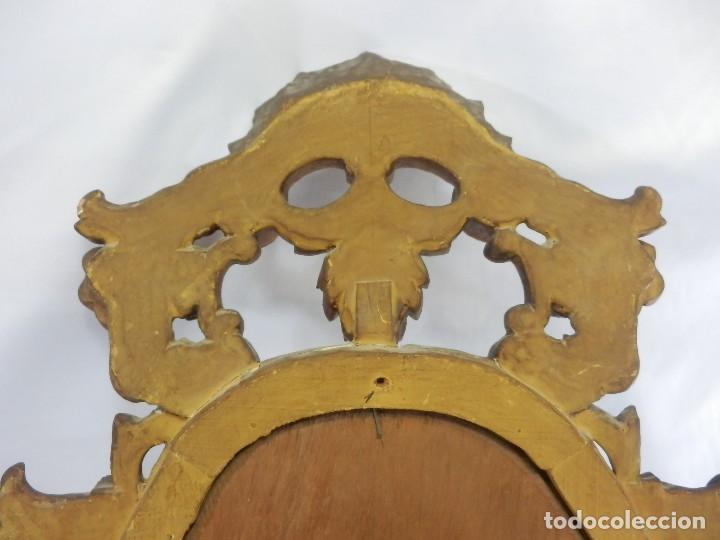 Antigüedades: Cornucopias pps SXIX - Pan de oro y escenas grabadas al ácido. La Granja - Foto 14 - 89283068