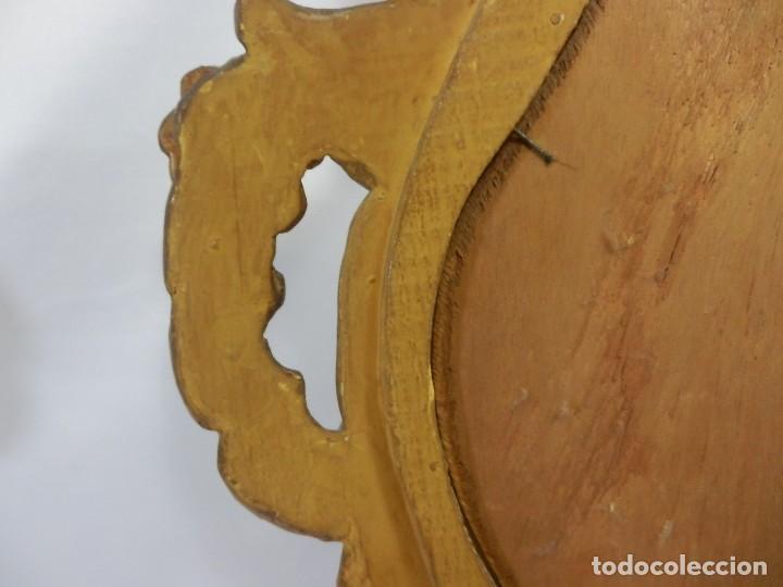 Antigüedades: Cornucopias pps SXIX - Pan de oro y escenas grabadas al ácido. La Granja - Foto 16 - 89283068