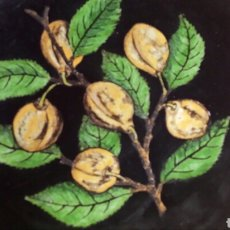 Antigüedades: PLATO DEL CERAMISTA SERRA.. Lote 89344846