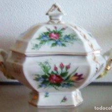 Antigüedades: SOPERA VIEJO PARÍS (1890-1910) REF. 134. Lote 89383132