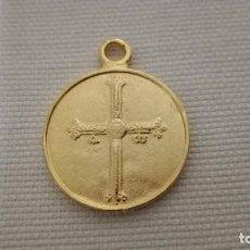 Antigüedades: 45-MEDALLA CRUZ DE ASTURIAS, CHAPADO,. Lote 89427476