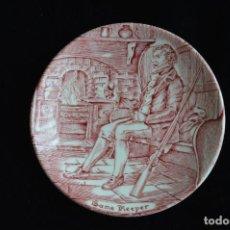 Antigüedades: PLATO DE PORCELANA WEDGWOOD. Lote 89473060