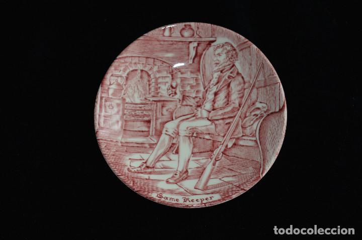 Antigüedades: Plato de porcelana Wedgwood - Foto 2 - 89473060