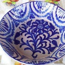 Antigüedades: ANTIGUA FUENTE DE FAJALAUZA , PINTADA A MANO. Lote 89539160
