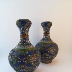 Antigüedades: JARRON CLOASSONE. Lote 89562408