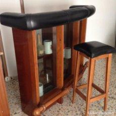 Antigüedades: MUEBLE BARRA BAR. Lote 89575136