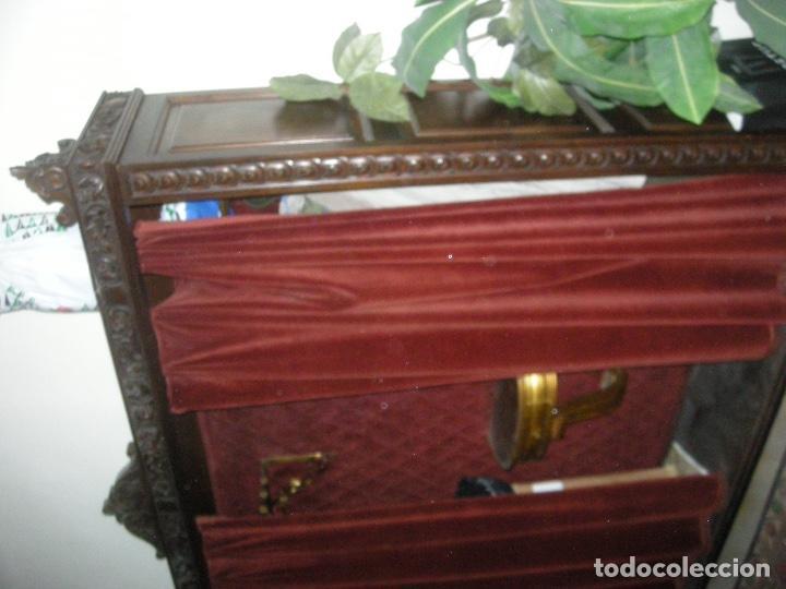 Antigüedades: Armario Ropero entrada madera noble - Foto 2 - 89749604