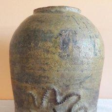 Antigüedades: AGUAMANIL ZONA SEGORBE S XIX. Lote 89755192