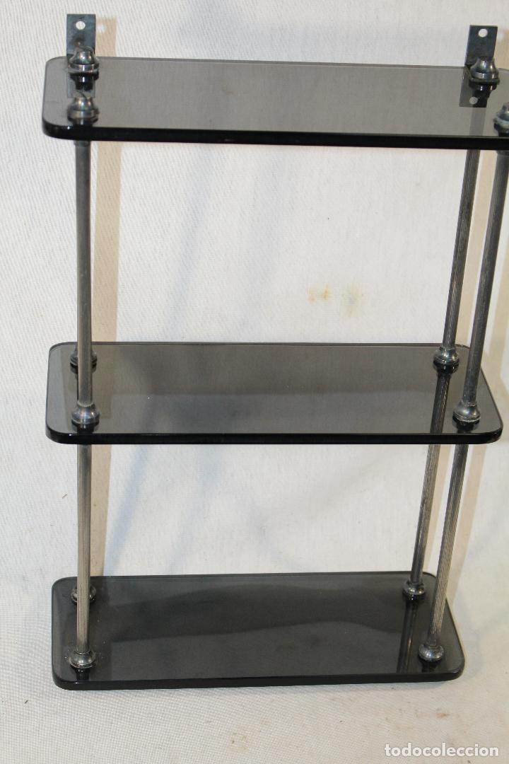 Repisa estante para cuarto de baño diseño vidri - Verkauft durch ...