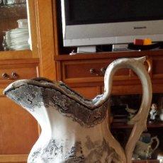 Antigüedades: ANTIGUA JARRA DE CARTAGENA , SELLADA. UNA BELLEZA. Lote 89804188