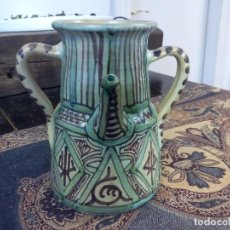 Antigüedades: JARRA BOTIJO PUNTER R=9. Lote 89829684