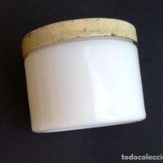 Antigüedades: TARRO- CAJA DE VIDRIO OPALINO.ENVIO INCLUIDO EN EL PRECIO.. Lote 90044340