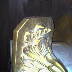 Antigüedades: DE ESCAYOLA DORADA. Lote 90050288