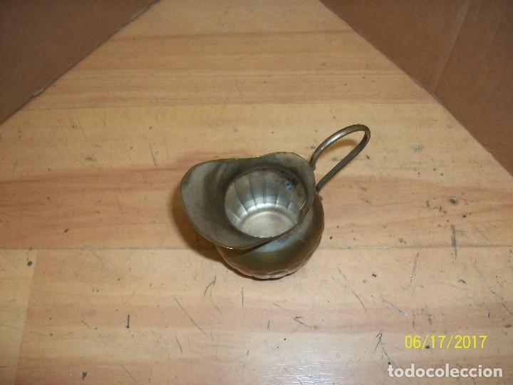 Antigüedades: ANTIGUA JARRA DE BRONCE - Foto 2 - 90102980