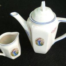 Antigüedades: JUEGO CAFE. Lote 90171147