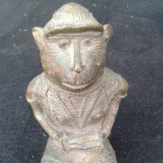 Antigüedades: FIGURA BRONCE . Lote 90173252