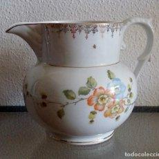 Antigüedades: JARRA PORCELANA FINA DE SANTA CLARA. REF. 600. Lote 90213936