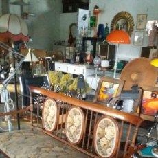 Antigüedades: ANTIGUO SOFA BANCO. Lote 90234242