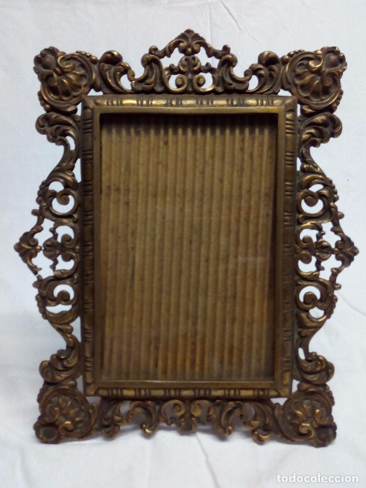 marco dorado años 20/30 - Comprar Marcos Antiguos de Cuadros en ...