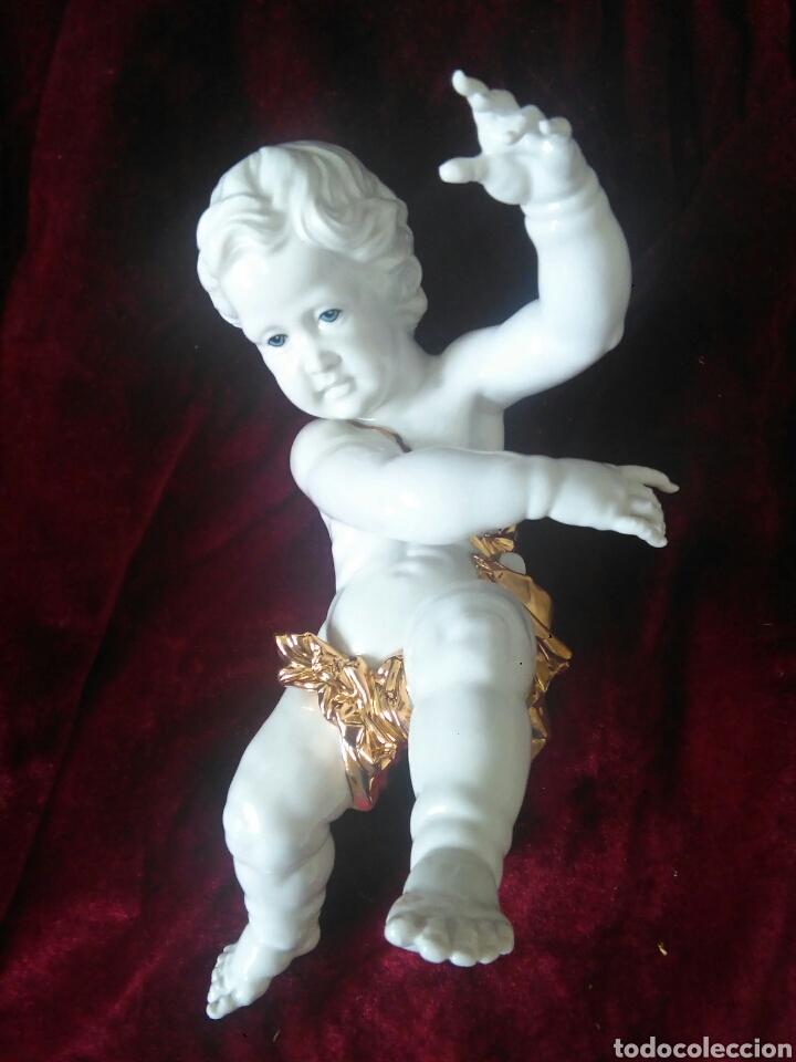 ANGEL PORCELANA ALGORA (Antigüedades - Porcelanas y Cerámicas - Algora)