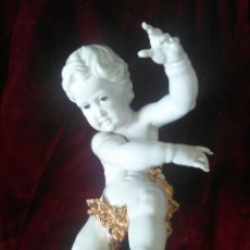Antigüedades: ANGEL PORCELANA ALGORA. Lote 90342148