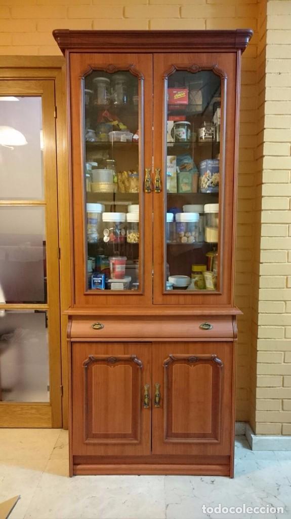 Aparador vitrina cristaler a o cocina comprar aparadores - Aparadores para cocina ...