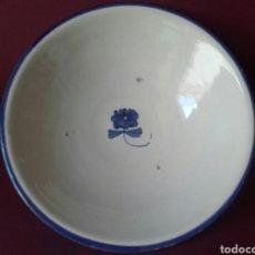 Antigüedades: PLATO DE CERÁMICA DE PUENTE DEL ARZOBISPO.. Lote 90418607
