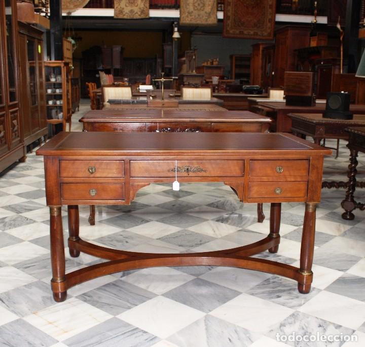 impresionante mesa despacho, imperio. ref 5975 - Comprar Mesas de ...