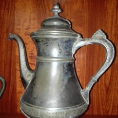 Antigüedades: TETERA MFD PLATED REED&BARTON.FINALES XIX PRINCIPIOS XX. Lote 90469139