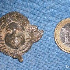 Antigüedades: ANTIGUO BRONCE CARA DE ANGEL . Lote 90482059