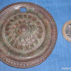 Antigüedades: ANTIGUO GRAN BRONCE. Lote 90488384